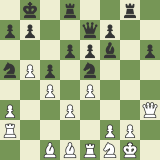 My Memorable Games: First GM Scalp!