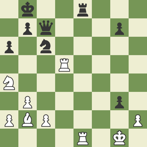 Play Like Max Euwe: Euwe vs Reti