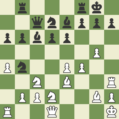 A mysterious defensive rook move