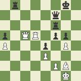 U.S. Chess League Semifinals - Highlights