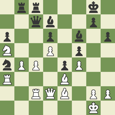 Using a Middlegame Majority