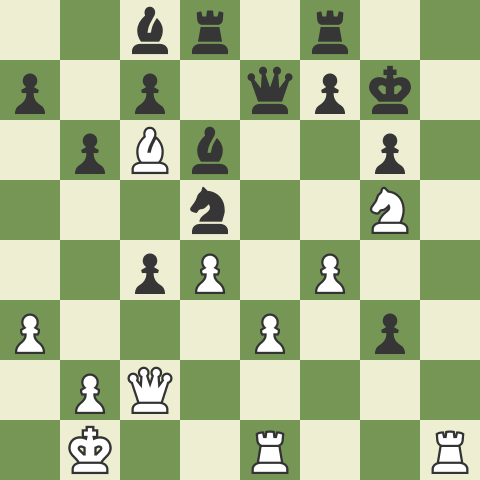 The Best Chess Games of 2019: # 2