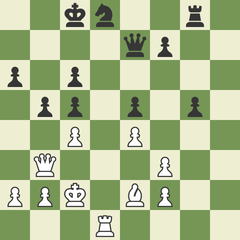 The Shock Of Positional Chess