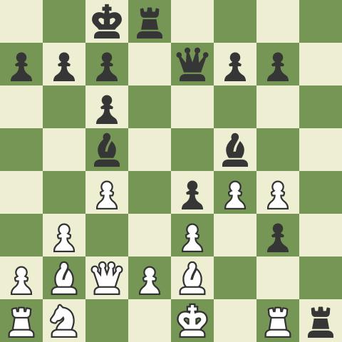 Play Like Boris Spassky: Larsen vs Spassky