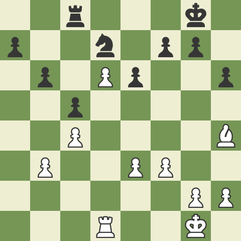 Blockading Pawns