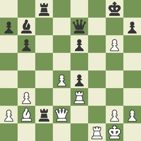 Old School Cool: Zukertort vs Blackburne