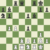 Solitaire Chess - Part 4: Improving a Bad Position