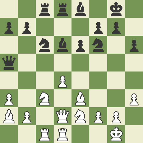 More Ideas In Isolated Pawn Positions