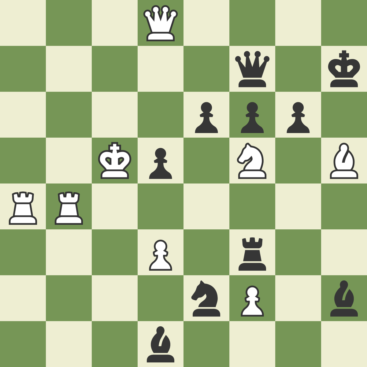 how to solve chess tactics fast