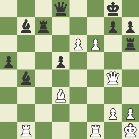 Push Pawns Like Kasparov