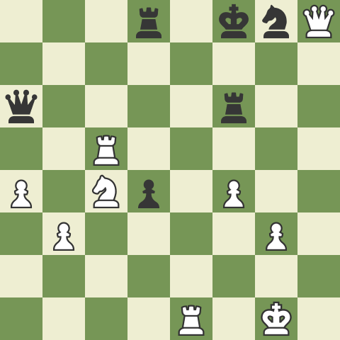 Think Before Taking A Draw In Chess