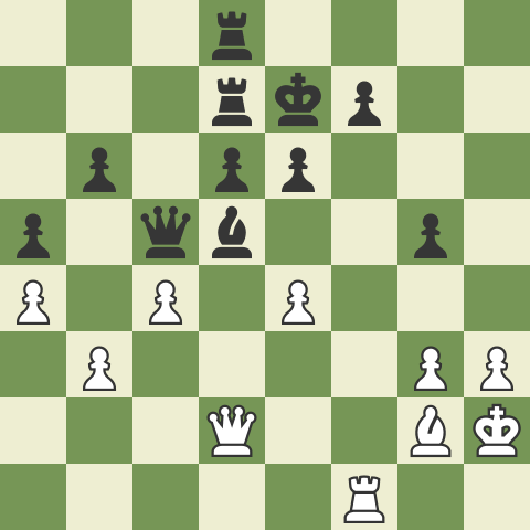 Day One Game Of The Day: Artemiev - Aronian