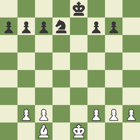 Pawns on both Flanks (Assymetry)
