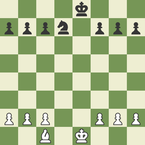 Pawns on Two Flanks (Symmetry)