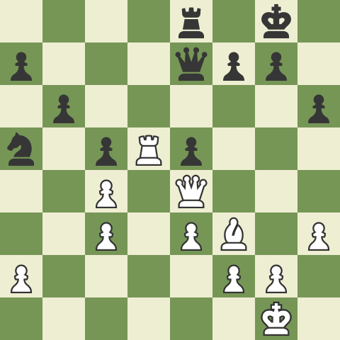 Bishop Wins the Middlegame