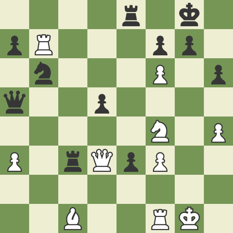 Checkmate Grandmaster - Bronstein vs Geller