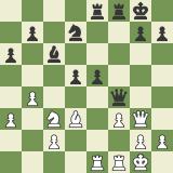 Spassky v. Petrosian; Game 19