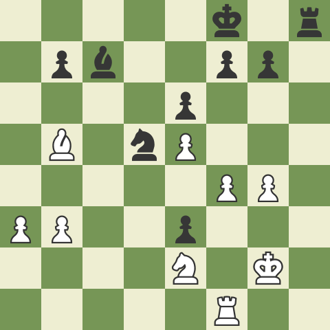 Attacking the Pawn Base