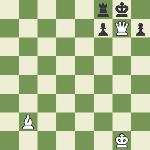 Schachmatt mit 2 Figuren