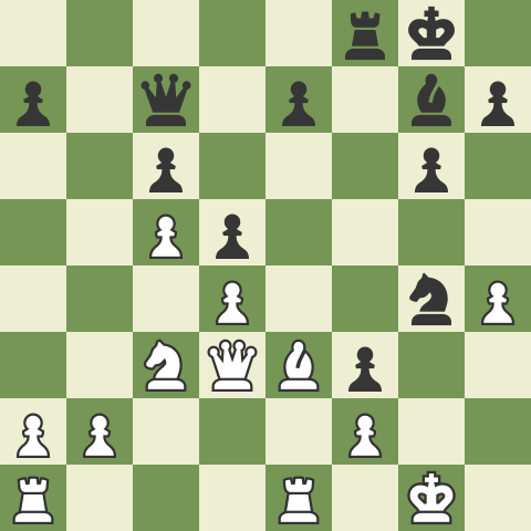 When The Amateur Wins: Ginger GM Loses!