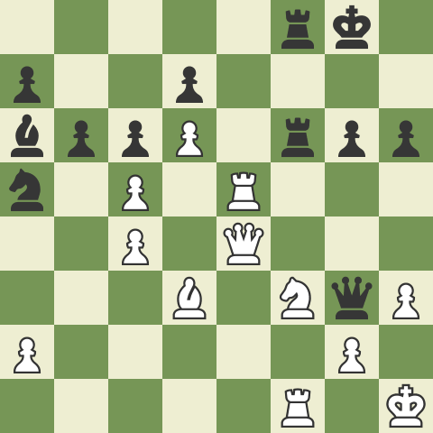 Day Two Games Of The Day:  Firouzja - Dominguez and Aronian - Vidit