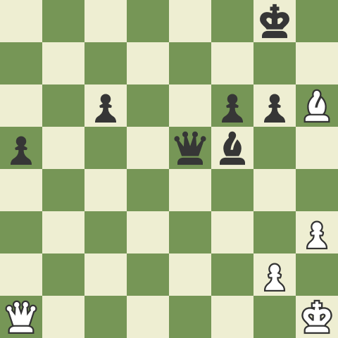 Winning With Opposite Colored Bishops Part 2