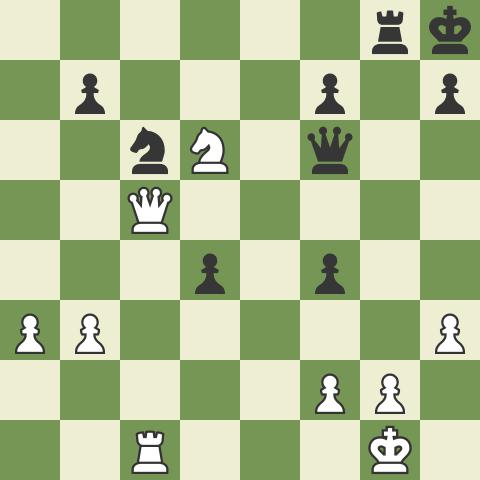 Deep Blue - Kasparov, Game 1 of 1996 Match