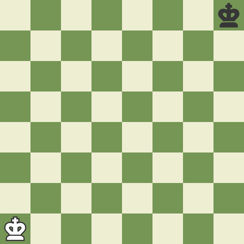 King Ending: Distant Diagonal Opposition