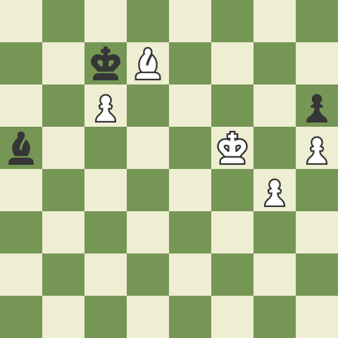 Opposite Colored Bishops in the Endgame