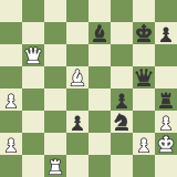 US Women's Championship Part 1: Krush vs Melekhina, Blumenfeld Gambit