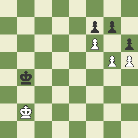 3 v 3 Pawn Breakthrough