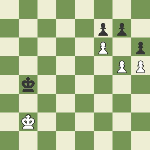 3 v 3 Pawn Breakthrough