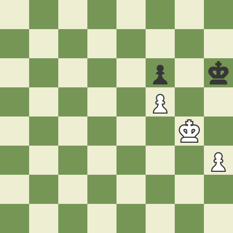 King and Pawn Endings: Final Stage
