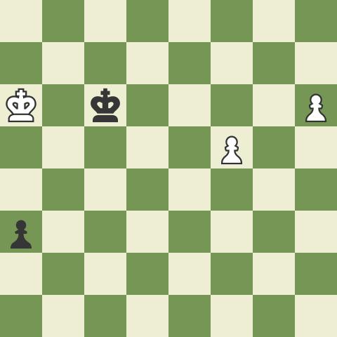 Pawn Race