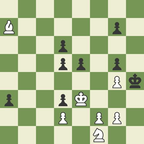 Tatev's Favorite Studies: Too Many D-Pawns