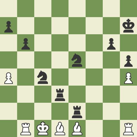 Malaniuk-A. Sokolov, Soviet Championship 1988