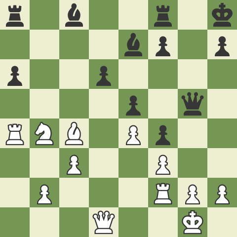 Sicilian Sveshnikov Thematic Tactics