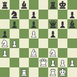 US Women's Championship Part 2: Melekhina vs Zenyuk, Rossolimo Gambit