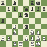 US Chess League vs. GM Benjamin