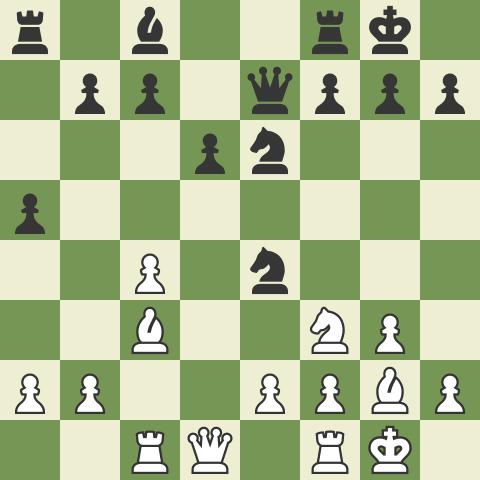 US Chess League vs. GM Benjamin