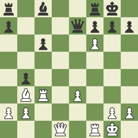 Play Like Max Euwe: Euwe vs Thomas