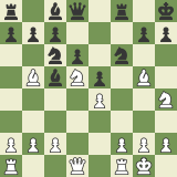 The Schliemann Gambit - Part 4: vs GM Chirila!