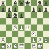 The Evans Gambit Part 2: with 5...Bc5 and 5...Be7