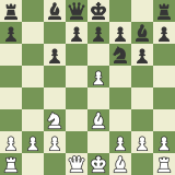 Accelerated Dragon 7: Kasparov vs. Ivanchuk