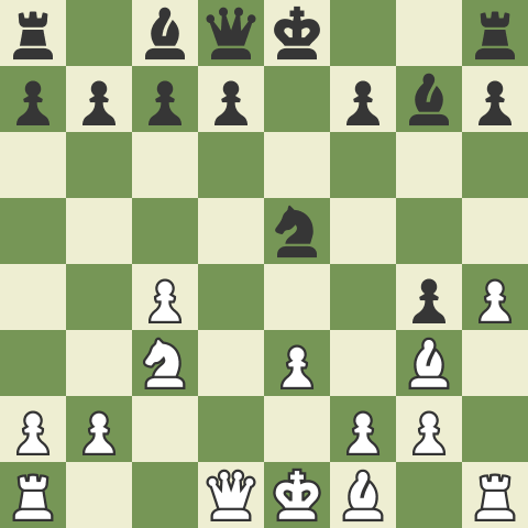 Play the Budapest Gambit- Part 2