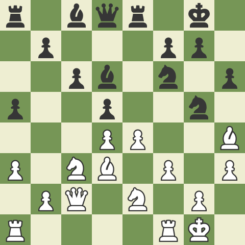 The Best Chess Games of 2019: #4