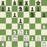 Battle In The Carlsbad: Botvinnik vs Larsen