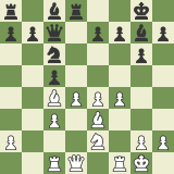 4 Unbelievably Shocking Queen Sacrifices in One Game!