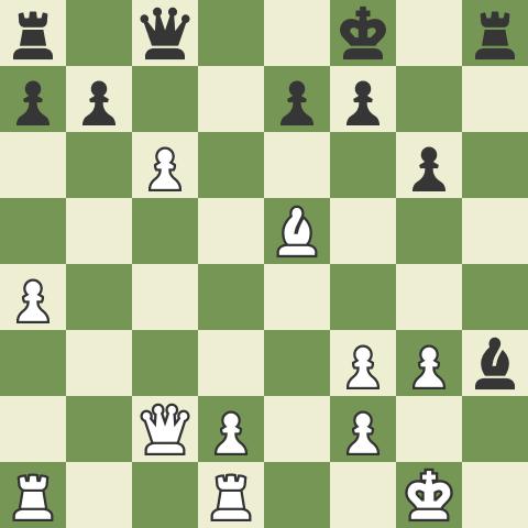 Play Like Daniil Dubov: Ding vs Dubov