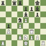 My First Super Tournament: vs Leinier Domínguez Pérez